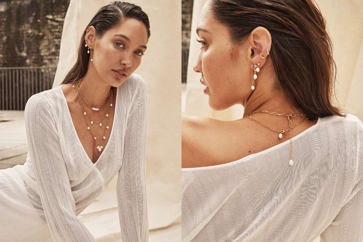 Jackie Mack Designs Pearls Collection